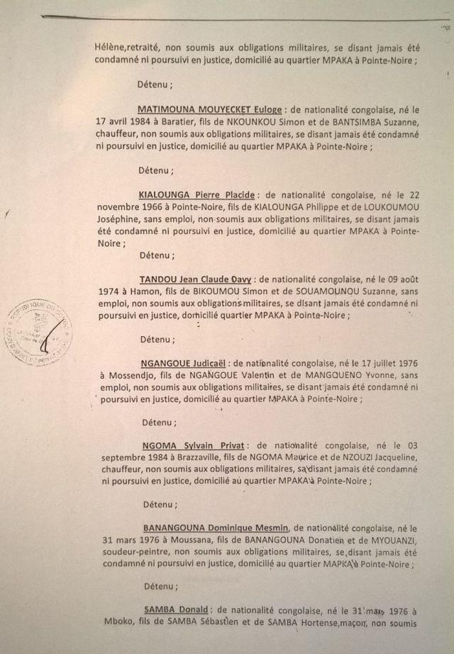 4. Arret 7 Avril 2014 - emprisonnement CDRC