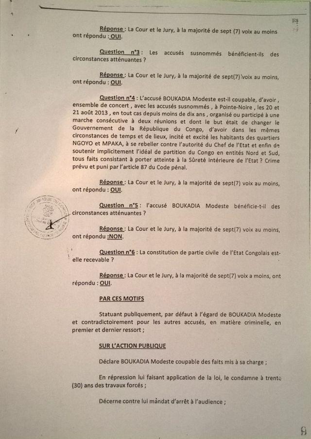9. Arret 7 Avril 2014 - emprisonnement CDRC