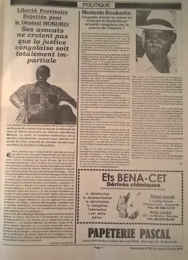 Modeste Boukadia - coupable d'avoir éclairé-1
